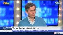 BNP Paribas: la France et les États-Unis vont-ils sortir les armes 3 jours avant les cérémonies du Débarquementen Normandie ?, dans Les Décodeurs de l'éco - 03/06 1/5