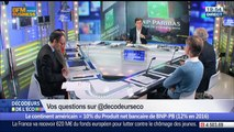 BNP Paribas: la France et les États-Unis vont-ils sortir les armes 3 jours avant les cérémonies du Débarquementen Normandie ?, dans Les Décodeurs de l'éco - 03/06 3/5