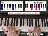 La chanson de Prévert - Serge Gainsbourg [Tuto Piano] by Terafab