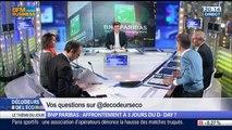 BNP Paribas: la France et les États-Unis vont-ils sortir les armes 3 jours avant les cérémonies du Débarquementen Normandie ?, dans Les Décodeurs de l'éco - 03/06 4/5
