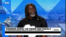 """LE JOURNAL DE l'AFRIQUE - Tiken Jah Fakoly, le """"Panafricain"""" militant"""