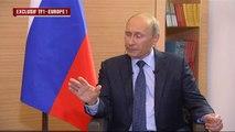 """Poutine : les Américains """"mentent"""" sur l'Ukraine"""