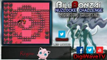 [BillBonzai] Le nuzlocke challenge sur pokemon crystal avec Alfeust (21/24)