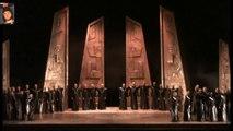 AIDA - ACT 1 - Scene 2 - Possente Ftha ..Tu che dal nulla hai tratto , Immenso Ftha ! Mortal ,diletto ai Numi