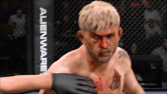 EA SPORTS™ UFC® DEMO - Jones vs Gustafsson