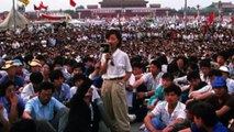 Tiananmen Square protest leader discusses the uprising 25 years later