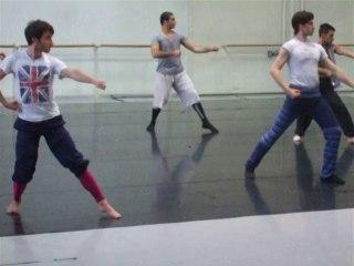 Kata Meikyo par le ballet iraélien