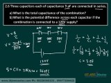 Electrostatics 2 Physics Lectures  NCERT Solutions IIT-JEE advance Preparation IITJee main paper