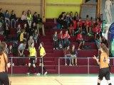 Championnat de France Minimes FIlles Futsal UNSS Jour 2