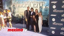 """Dog with a Blog CAST """"Maleficent"""" World Premiere in Los Angeles"""