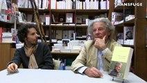 Rencontre avec Dominique Fernandez de l'Académie française