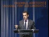 Nicolas Sarkozy - Pacte Ecologique