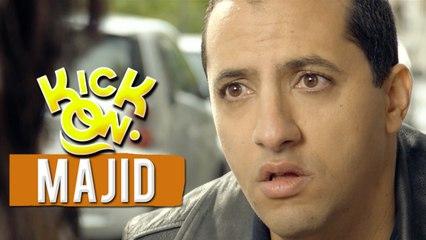 Portrait Majid - Kick On