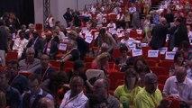 48e congrès de la CFDT - Présentation des invités internationaux et discours du secrétaire général de la CSI (4 juin - 15h30 à 15h45)