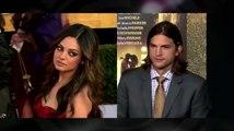 Mila Kunis y Ashton Kutcher de viaje en Polinesia