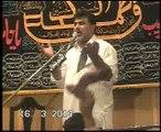 majlis Zakir Nasir Abbas notak Jalsa 16 mar 2014 shah Allah Ditta Islamabad