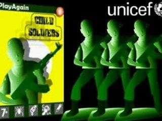 La guerre n'est pas un jeu d'enfant