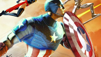CGR Trailers - MARVEL HEROES 2015 Launch Trailer