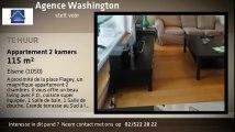 Te huur - Appartement - Elsene (1050) - 2 kamers - 115m²