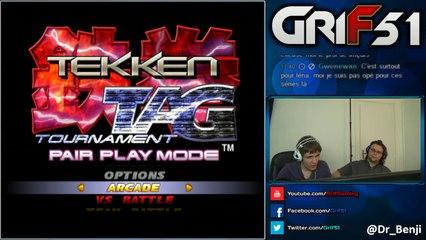 DrBenji VS Grif51 - Des jeux multi PS2