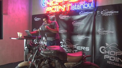 Altınlı Gece Choppers Point 04.06.2014