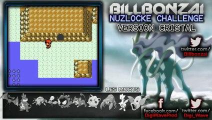 [BillBonzai] Le nuzlocke challenge sur pokemon crystal avec Alfeust (16/24)