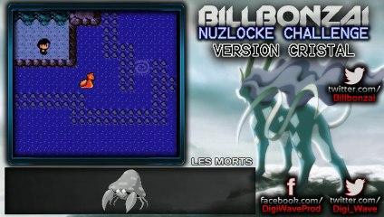 [BillBonzai] Le nuzlocke challenge sur pokemon crystal avec Alfeust (17/24)