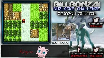 [BillBonzai] Le nuzlocke challenge sur pokemon crystal avec Alfeust (18/24)