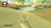 Mario Kart 8 - Guide : Mario Kart 8 - Désert Sec Sec