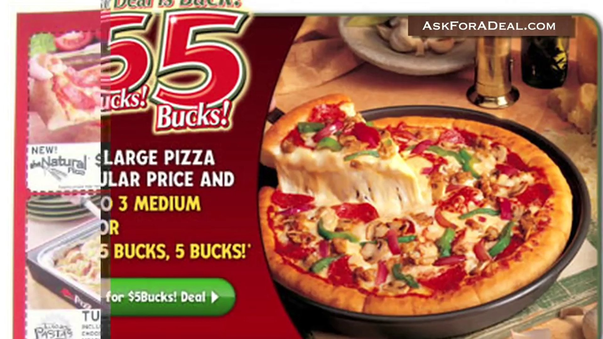 Pizza Hut Coupons Free Mobile and Printable Fast Food Coupons