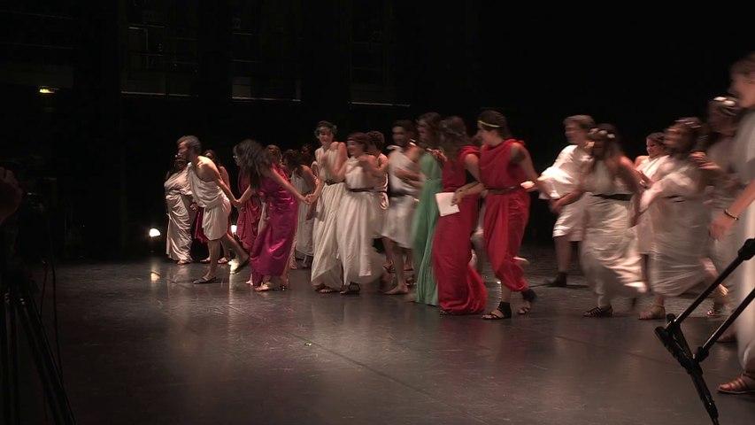UPEC : soirée théâtre Folies Douces 2014