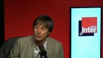 "Nicolas Hulot : """"On sera condamné à terme à l'économie circulaire"""