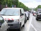 Débarquement: nombreuses perturbations de la circulation à Paris - 05/06