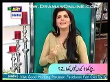 Dr Moiz Hussain On ARY DIGITAL 5 June 2014 Part (3)