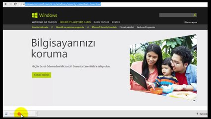 Microsoft Security Essentials Kurulumu Nasıl Yapılır ?