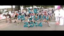 COURSE - LIVE Roller : Marathon de Dijon 2014