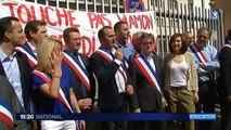 Rythmes scolaires : Benoît Hamon affronte la grogne des parents d'élèves à Dijon