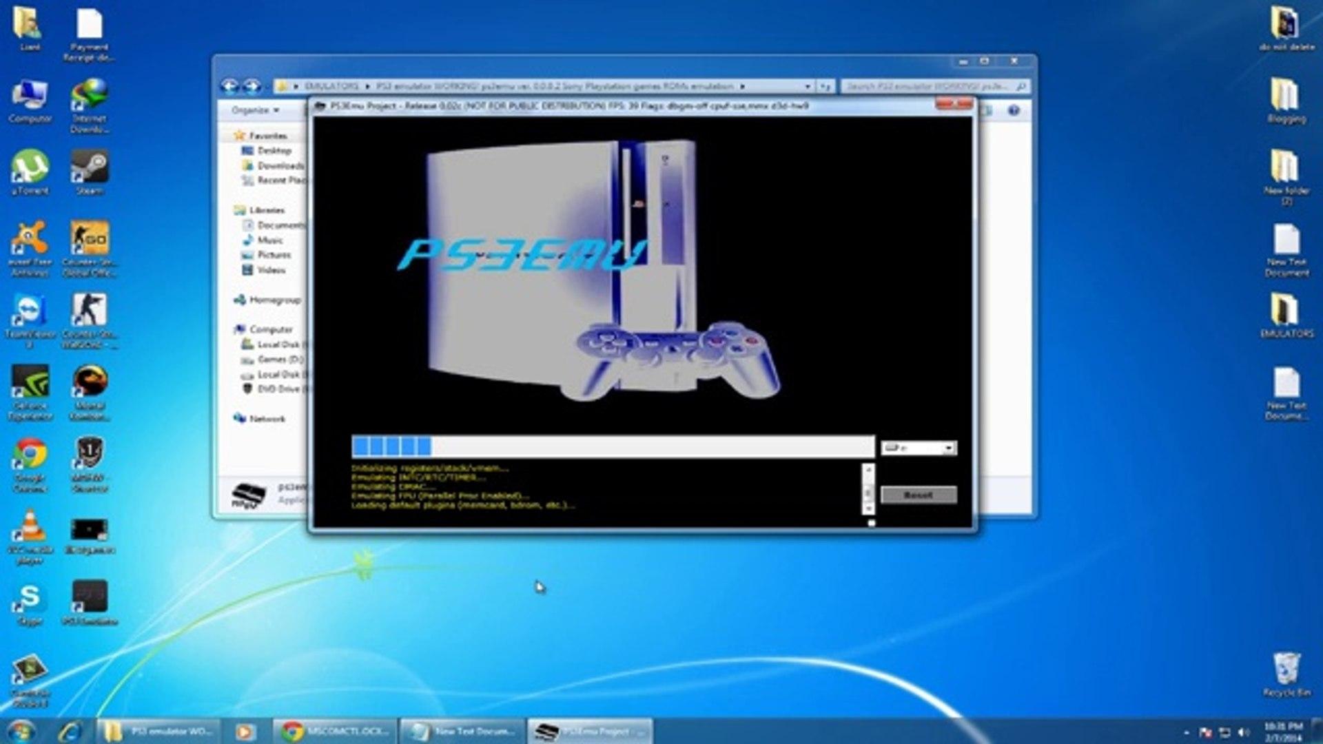 download psemu3 bios files