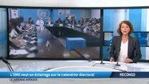 Le Journal Afrique de TV5MONDE. Edition du mercredi 4 mai 2014.