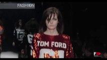 """""""TOM FORD"""" Full Show HD London Fashion Week Fall Winter 2014 2015 by Fashion Channel"""