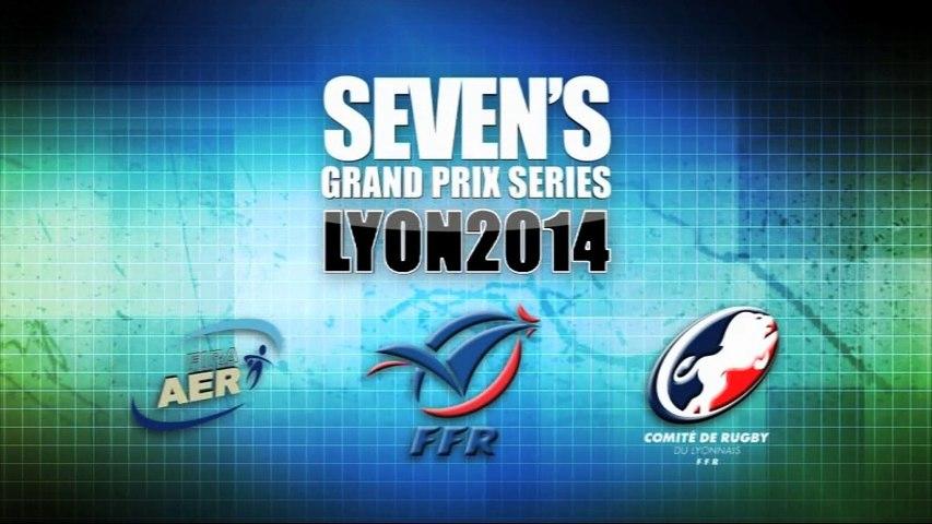Lyon 7's Grand Prix Series 7 et 8 Juin 2014