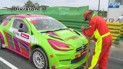Championnat de France de Rallycross - 3e manche à Chateauroux-St Maur