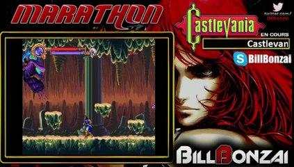 Marathon castlevania : Castlevania Vampire's kiss sur SNES (8/10)