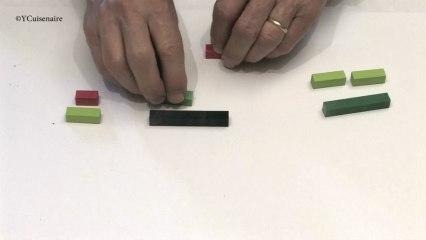 20. Les nombres en Couleurs: la multiplication de fractions