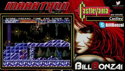 Marathon castlevania : Castlevania chronicles sur PS1 (10/10)