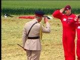 Débarquement: le prince Charles rend hommage aux vétérans lors de sa visite à Ranville - 05/06