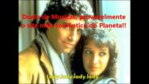 Duelo de Musicas  Joe Esposito_ Lady,Lady,Lady  Tradução