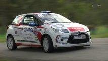 Les pilotes Rallye Jeunes en force au Rallye d'Antibes