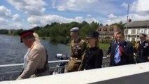 Le prince Charles à Bénouville pour le 70e anniversaire du Débarquement
