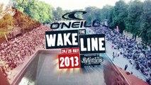 ONeill Wake the Line 2013 - Wakeskate - 2nd Dieter Humpsch
